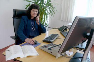 Frau Mag. Hiebl freut sich auf Ihren Anruf!